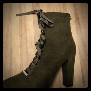 Boutique Brand boots size 8.5